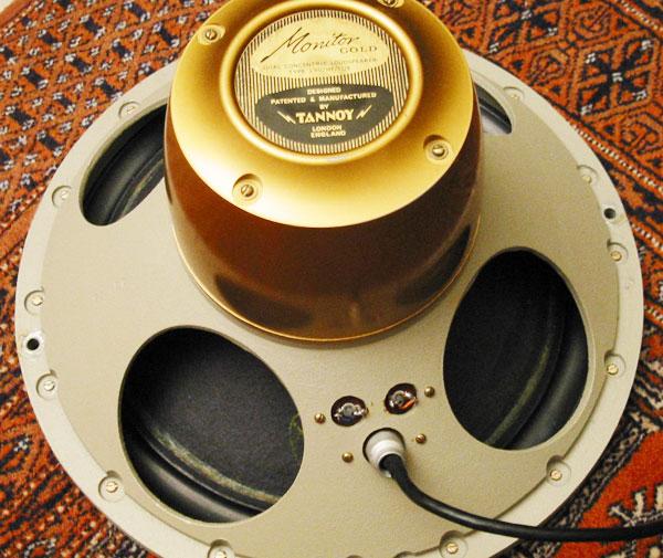 tannoy koaxial lautsprecher monitor gold 12 hifi. Black Bedroom Furniture Sets. Home Design Ideas